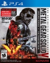 Sony PS4 Metal Gear Solid V Ground Zeroes
