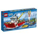Lego Fire Boat 60109